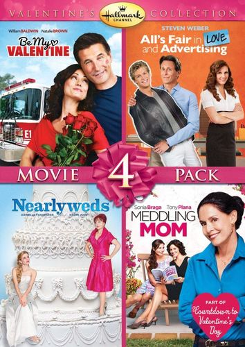 Hallmark Valentine's Collection [2 Discs] [DVD] 25918122