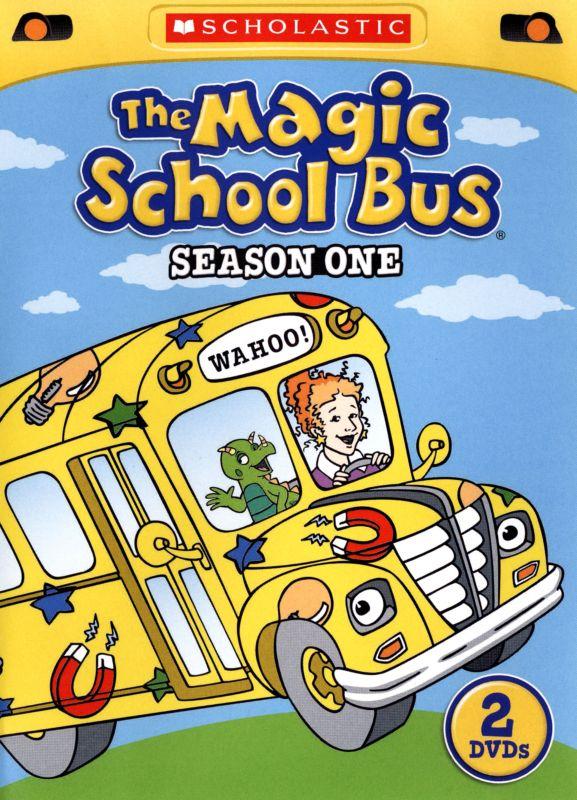 The Magic School Bus: Season 1 [2 Discs] [DVD] 25918314