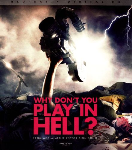 Why Don't You Play in Hell? [Blu-ray] [2013] 25918332