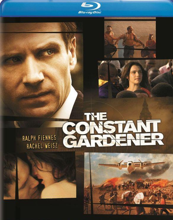 The Constant Gardener [Blu-ray [Blu-ray] [2005] 25920153