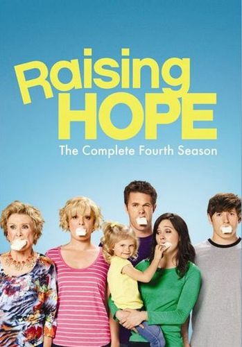Raising Hope: The Complete Fourth Season [3 Discs] [DVD] 25920286