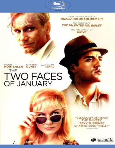 The Two Faces of January [Blu-ray] [2014] 25929922