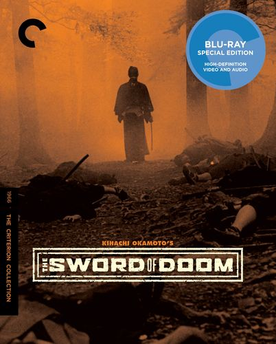 The Sword of Doom [Criterion Collection] [Blu-ray] [1966] 25932041