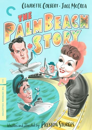 The Palm Beach Story [Criterion Collection] [DVD] [1942] 25932101