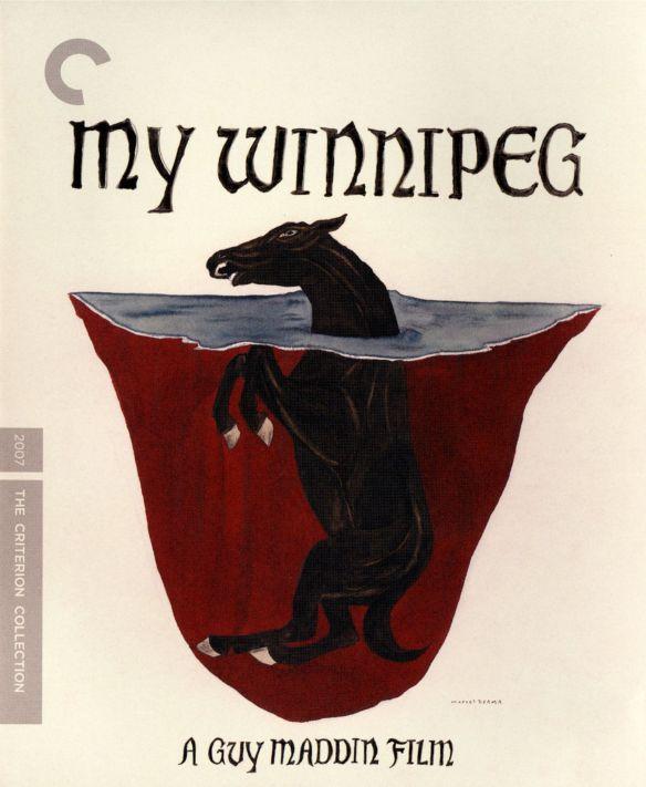 My Winnipeg [Criterion Collection] [Blu-ray] [2007] 25932129