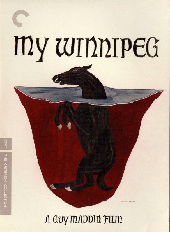 My Winnipeg [Criterion Collection] [DVD] [2007] 25932138