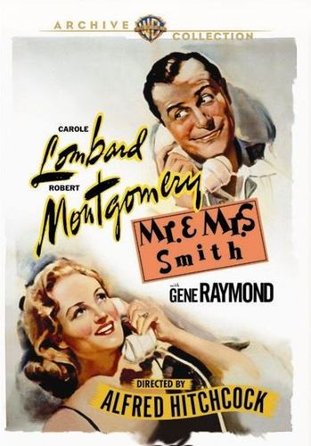 Mr. & Mrs. Smith [DVD] [1941] 25947394
