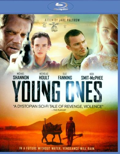 Young Ones [Blu-ray] [2014] 25951197