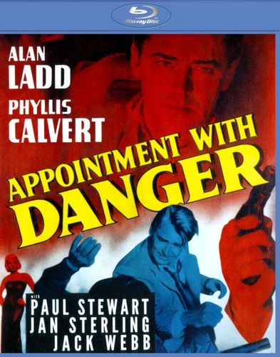 Appointment with Danger [Blu-ray] [1951] 25960362