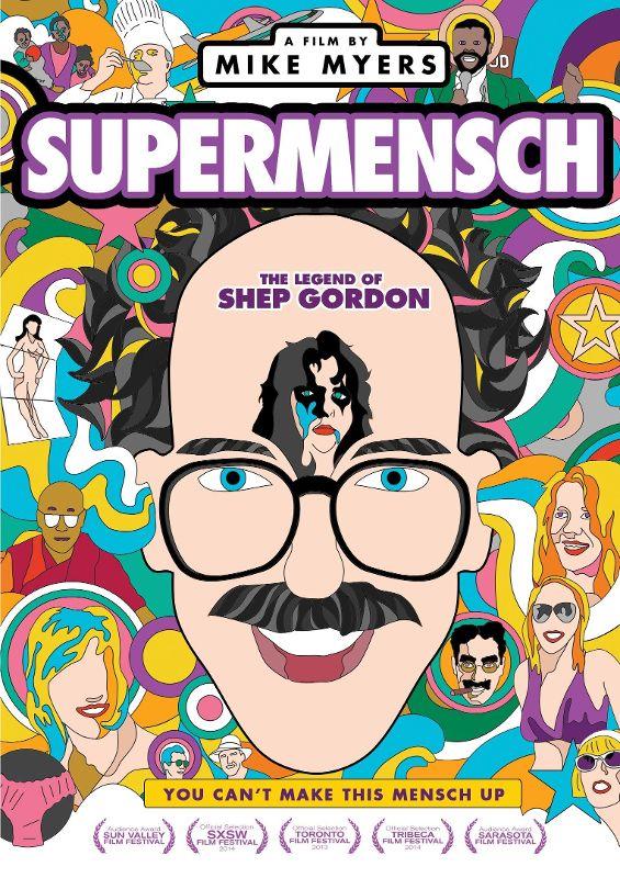 Supermensch: The Legend of Shep Gordon [DVD] [2013] 25963159
