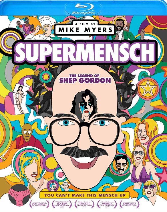 Supermensch: The Legend of Shep Gordon [Blu-ray] [2013] 25963168