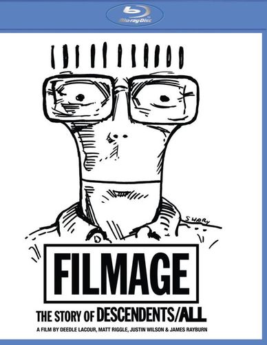 Filmage: The Story of Descendents/All [Blu-ray] [2013] 25966393