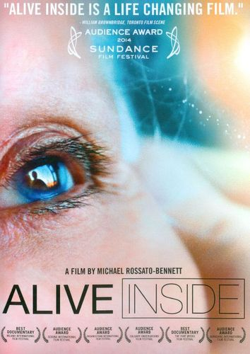 Alive Inside: A Story of Music and Memory [DVD] [2014] 25995625