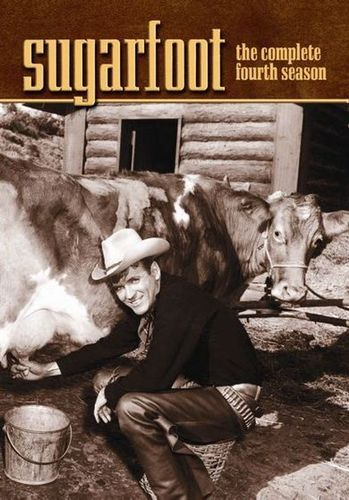 Sugarfoot: The Complete Fourth Season [2 Discs] [DVD] 25999812