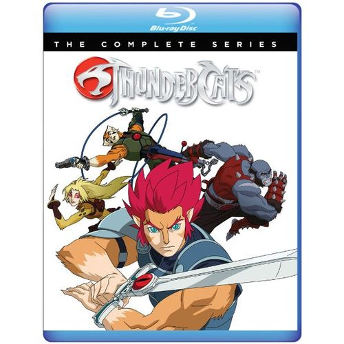 Thundercats: The Complete Series [2 Discs] [Blu-ray] 25999858