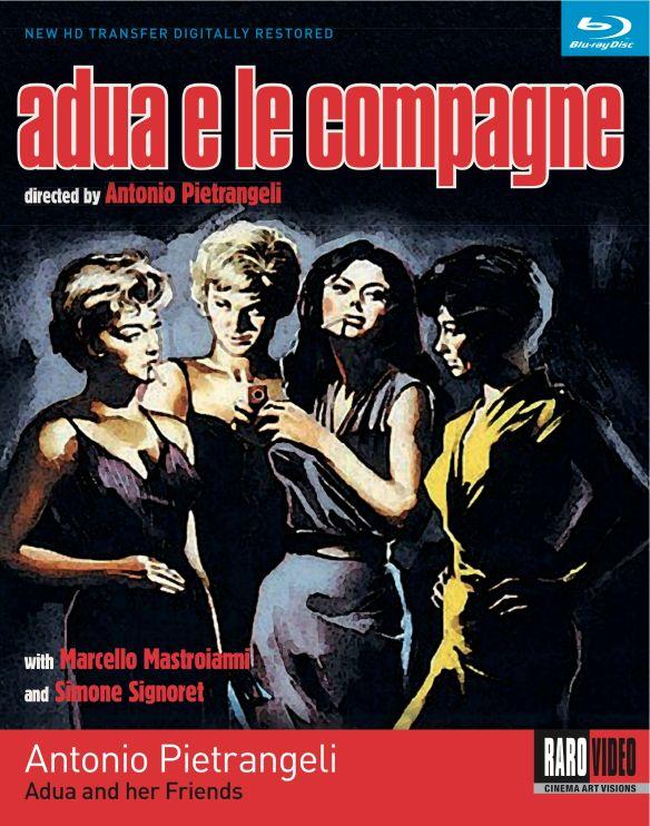 Adua e le Compagne [Blu-ray] [1960] 26003051