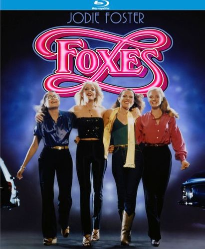 Foxes [Blu-ray] [1980] 26003349