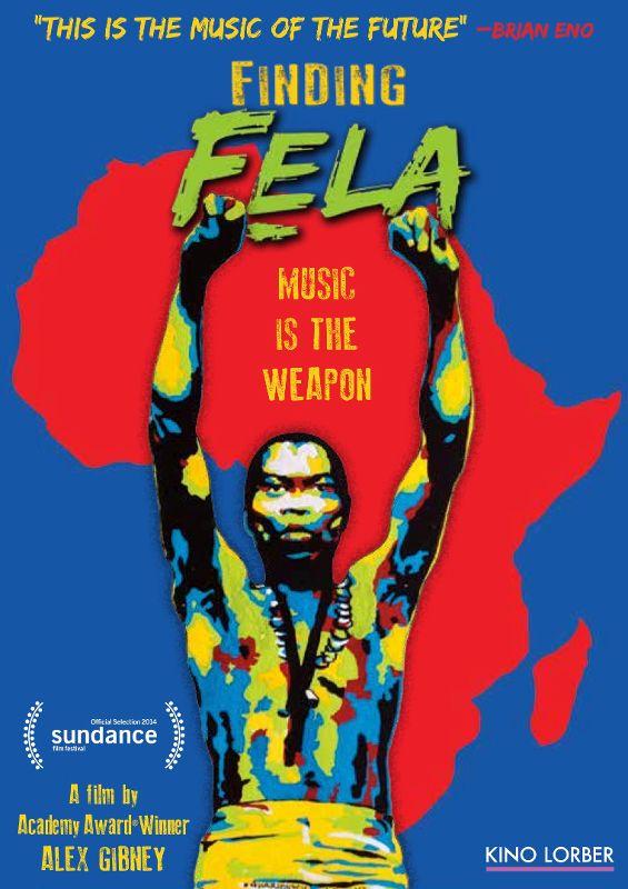Finding Fela! [DVD] [2014] 26003418