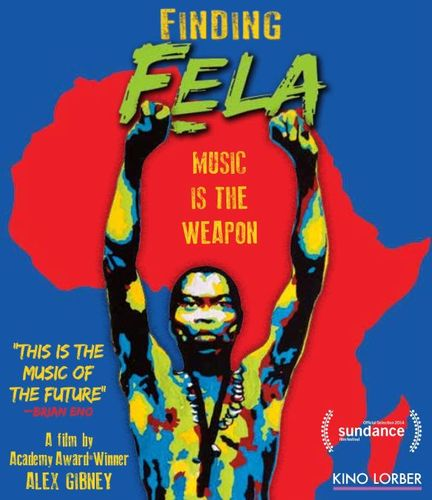 Finding Fela! [Blu-ray] [2014] 26003427