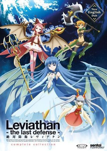 Leviathan: The Last Defense - Complete Collection [3 Discs] [DVD] 26008152