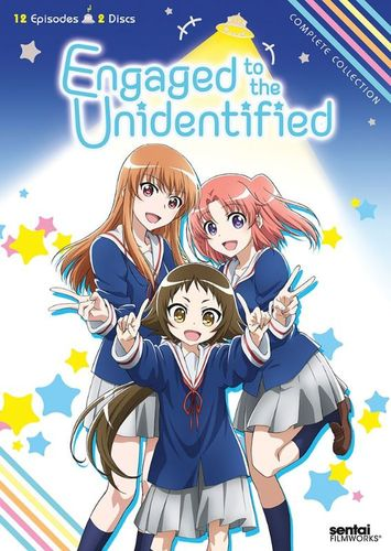 Engaged to the Unidentified: Complete Collection [2 Discs] [DVD] 26008203