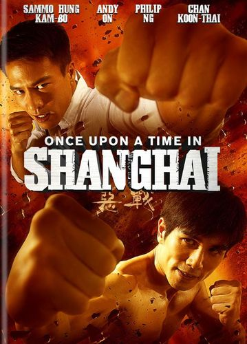 Once Upon a Time in Shanghai [DVD] [2014] 26016964