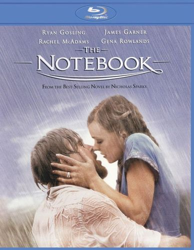 The Notebook [Blu-ray] [2004] 2602546