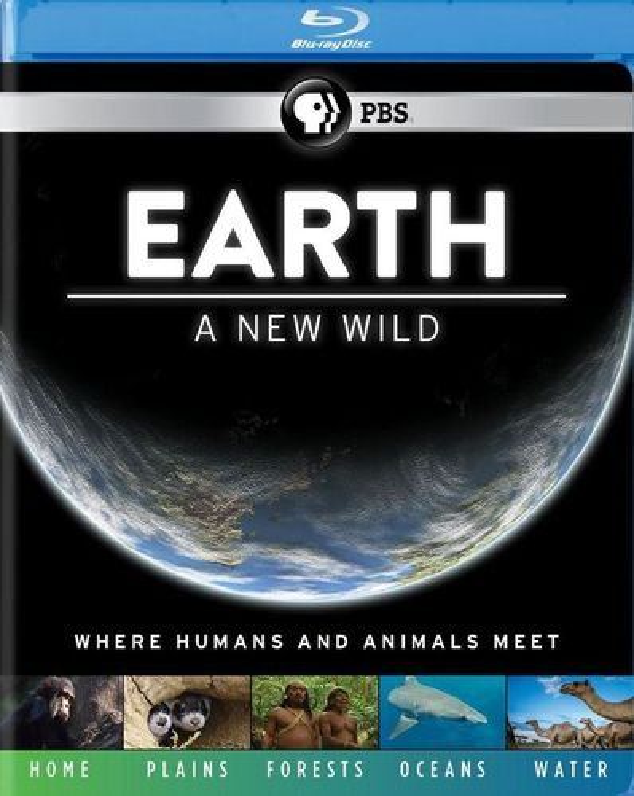 Earth: A New Wild [2 Discs] [Blu-ray] 26039808