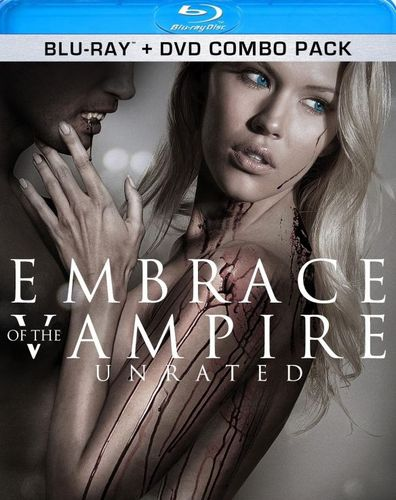 Embrace of the Vampire [2 Discs] [Blu-ray/DVD] [2013] 2604011