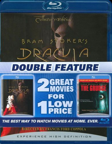 Bram Stoker's Dracula/The Grudge [2 Discs] [Blu-ray] 2604314