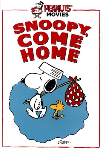 Snoopy, Come Home [DVD] [1972] 26045194