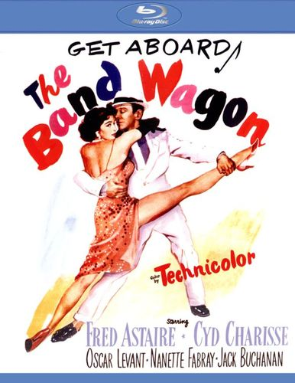 The Band Wagon [Blu-ray] [1953] 26047462