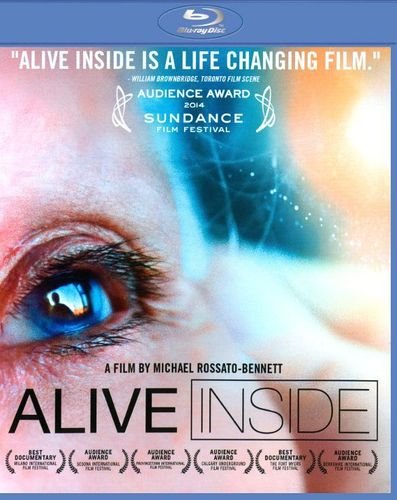Alive Inside: A Story of Music and Memory [Blu-ray] [2014] 26052809