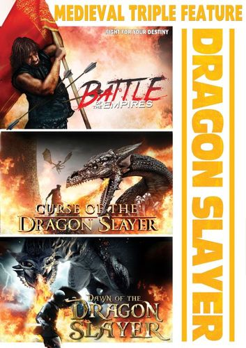 Dragon Slayer: Battle of the Empires/Curse of the Dragon Slayer/Dawn of the Dragon Slayer [DVD] 26053007
