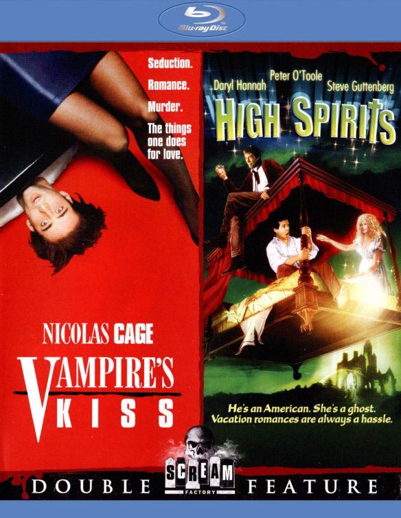 Vampire's Kiss/High Spirits [Blu-ray] 26053644