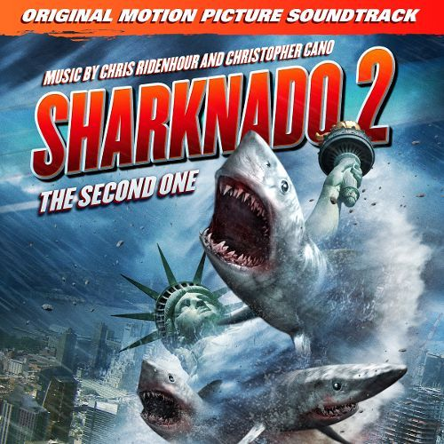 Sharknado 2: The Second One [CD] 26054507