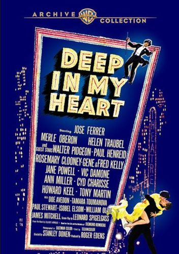 Deep in My Heart [DVD] [1954] 26055851