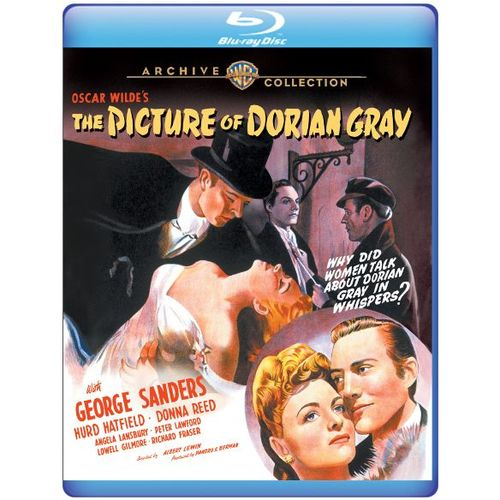 The Picture of Dorian Gray [Blu-ray] [1945] 26056059