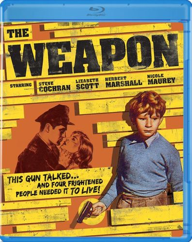 The Weapon [Blu-ray] [1957] 26069502