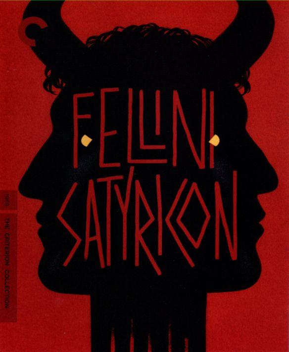 Fellini Satyricon [Criterion Collection] [Blu-ray] [1969] 26076206