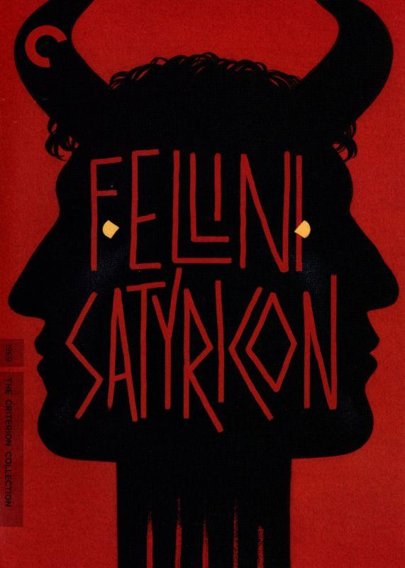 Fellini Satyricon [Criterion Collection] [2 Discs] [DVD] [1969] 26076215