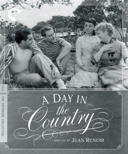A Day in the Country [Criterion Collection] [Blu-ray] [1946] 26076233