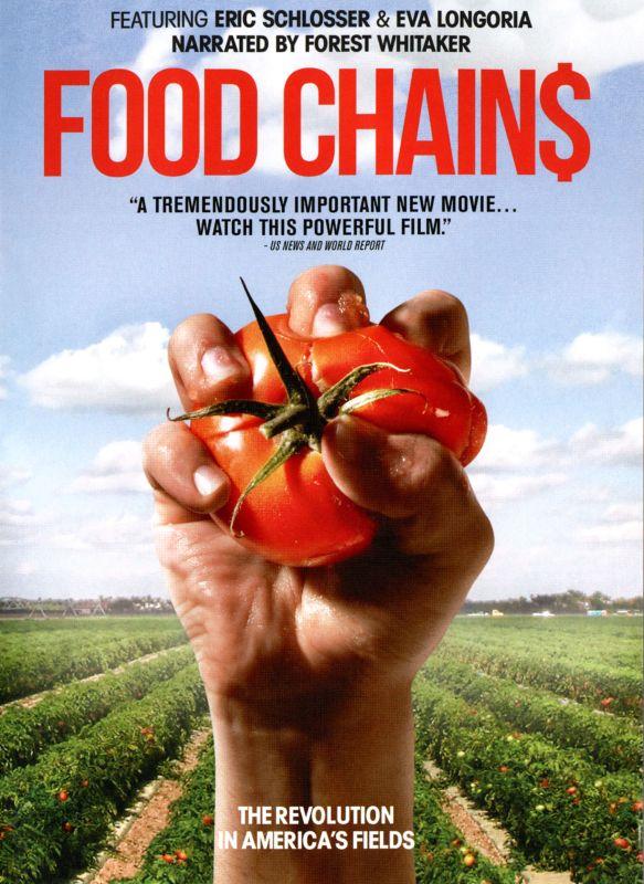 Food Chains [DVD] [2014] 26081673