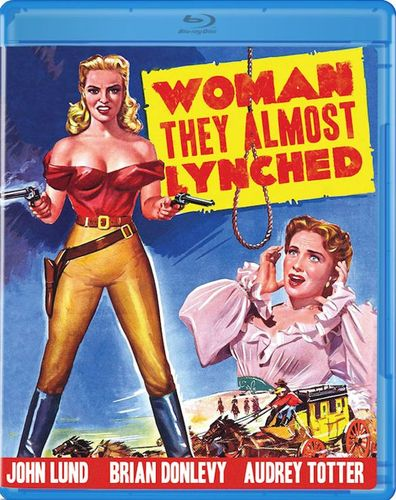 The Woman They Almost Lynched [Blu-ray] [1953] 26094418