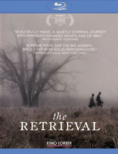 The Retrieval [Blu-ray] [2013] 26103252