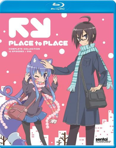 Place to Place: Complete Collection [2 Discs] [Blu-ray] 26104215
