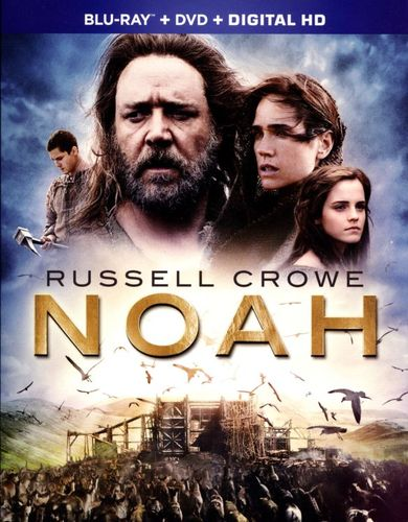 Noah [2 Discs] [Blu-ray/DVD] [2014] 26115141