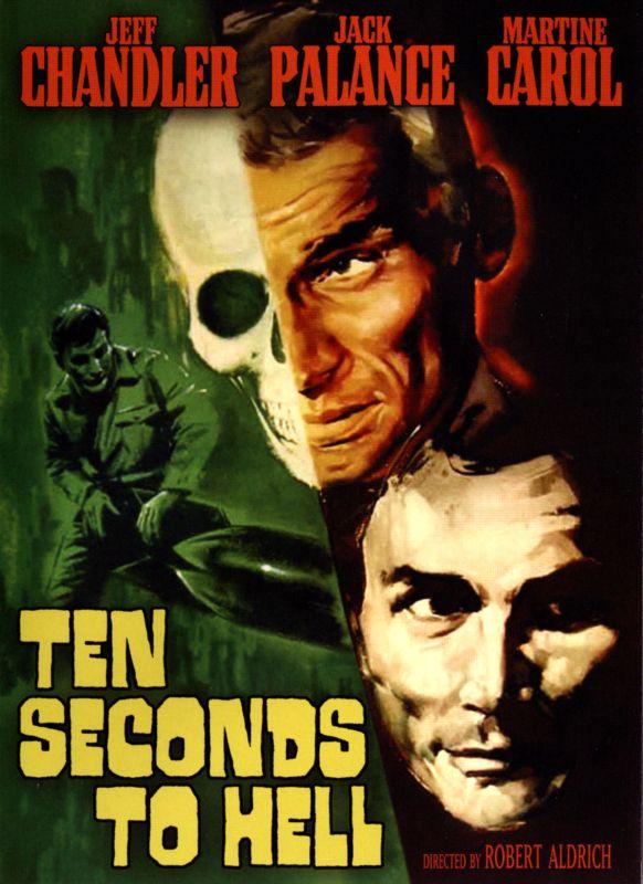 Ten Seconds to Hell [DVD] [1959] 26128199
