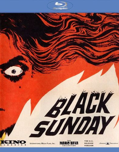 Black Sunday [Blu-ray] [1960] 26128231
