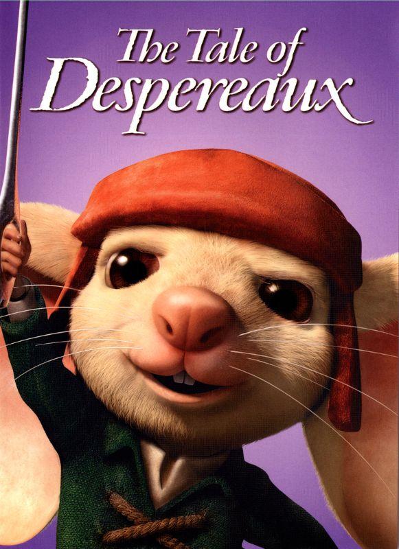 The Tale of Despereaux [DVD] [2008] 26131233
